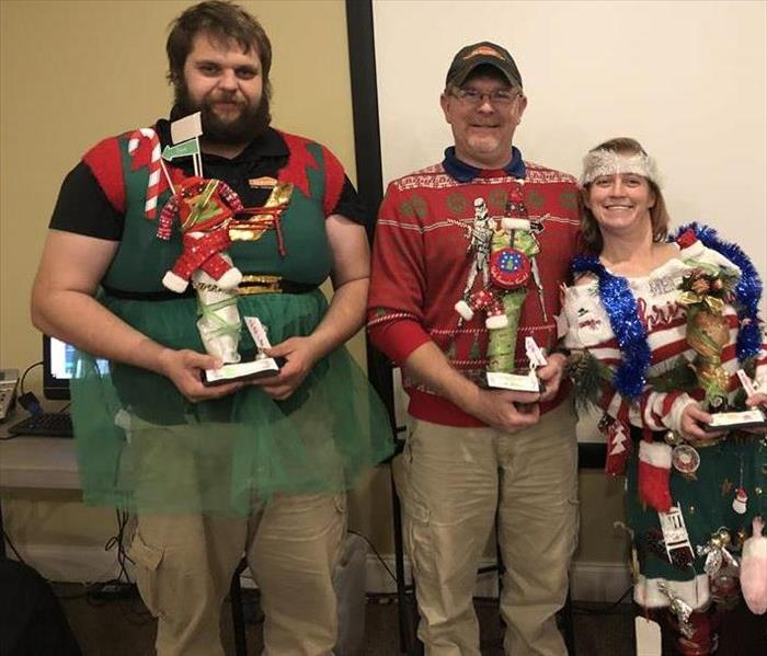Why SERVPRO A Very, Merry SERVPRO Christmas